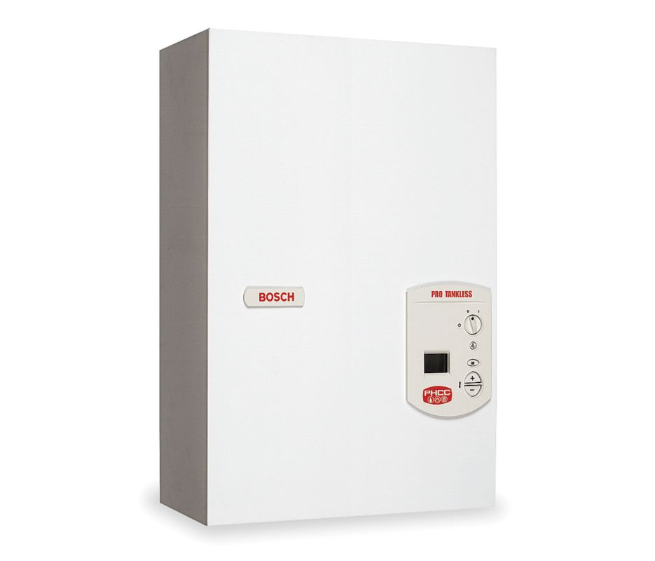 Bosch Tankless Water Heaters