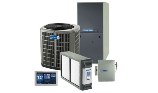 American Standard Product Family Markham Hvac Contractor
